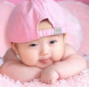 gambar foto bayi lucu bikin gemes