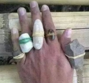 gambar koleksi batu cicin lucu gokil