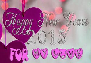 gambar status ucapan tahun baru romantis buat pacar