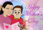 gambar ucapan menyambut hari ibu untuk mama
