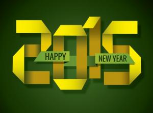 gambar ucapan menyambut tahun baru 2015 paing keren
