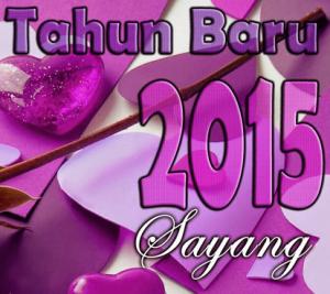 gambar ucapan tahun baru 2015 mesra buat pacar tersyayang