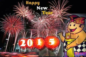 Gambar ucapan tahun baru