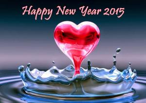 greting happy new years romantic new