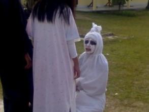 kumpulan gambar hantu hantu lucu