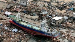 peringatan dahsyatnya gempa tsunami