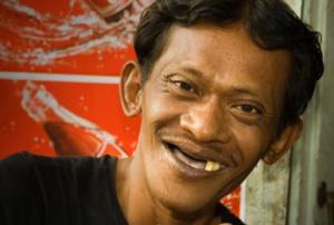 foto orang jelek lucu gokil