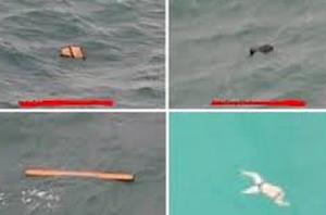 gambar korban air asia yang telah di temukan