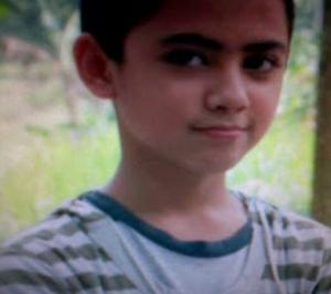 gambar pemain ganteng ganteng serigala Aliando Syarief ketika masih kecil
