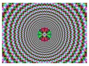 Gambar Status Foto Hipnotis Ilusi Penipuan Mata Funny Quotes