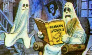 funny ghost stories pictures