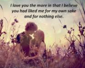 love quotes ficture for saying love