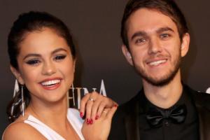 Selena gomez and Zedd scandal