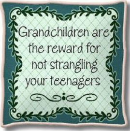 cute sayings grandchildren
