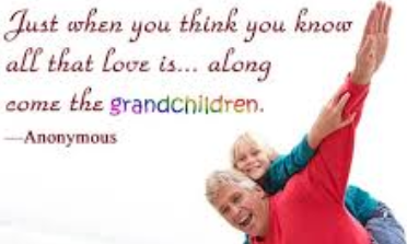 phrases grandchildren pictures