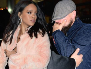 Rihanna and Leonardo DiCaprio Snapped Partying Together