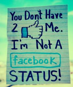 best facebook statuses for friends