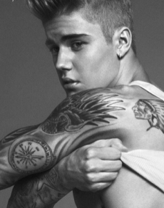 Bieber Photos of His New Body