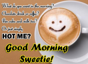 Cute good morning quote wishes