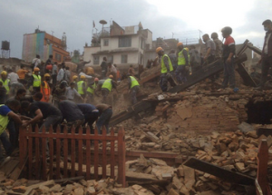 earthquake in nepal history