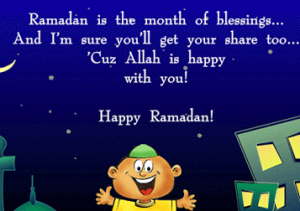 the best Ramadhan SMS