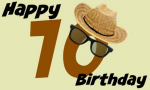 Funny 70th Happy Birthday Sayings