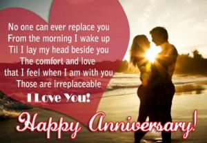 2015 Amazing Anniversary Wishes for Girlfriend