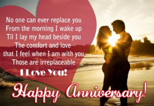 2015 Amazing Anniversary Wishes for Girlfriend