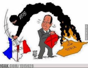 meme paris vs syiria