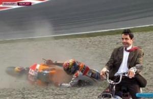 Rossi vs marques meme kocak motoGP