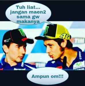 Funny MotoGP ROSSI VS MARQUEZ Funny Memes