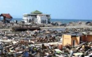 foto gambar Peringatan 11 Tahun Tsunami