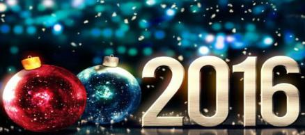 Gambar Animasi Bergerak Selamat Tahun Baru 2016