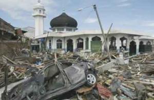 gambar Jelang Peringatan Tsunami 2015