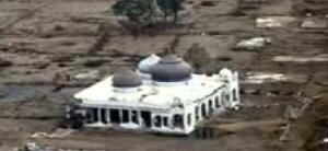 Masjid tidak hancur di terjang tsunami