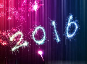 Tahun Baru 2016 Gokil & Keren