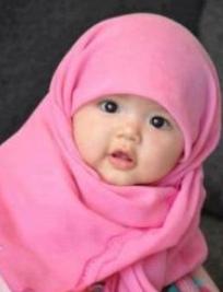 anak bayi islami jepang