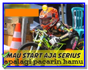 Gambar Dp Anak Drag Racing Romantis