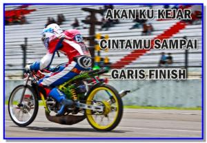 Gambar Kata nembak Cewek Anak Racing