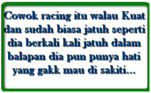 Gambat Kata Pujian Untuk Anak Drag Racing