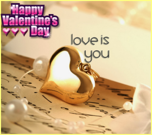happy valentin day to girl friend