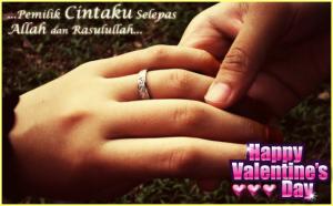 Kata Romantis hari Valendine