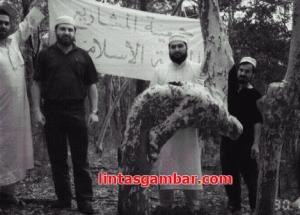 keajaiban ciptaan tuhan pohon yang sedang rukuk, salah satu gerakan dalam Shalat