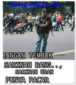 Meme Nyeleneh Bom Sarinah