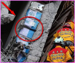 Gempar ! Ternyata Inilah Penyebab Apartemen Di Taiwan Ini Runtuh