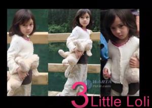 Gadis cilik serta artis paling imut asal korea