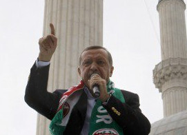 Erdogan Tolak Tuduhan Dirinya Rekayasa Kudeta Turki