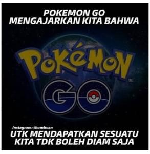 Meme Lucu Pokemon Go koplak