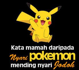 Meme Lucu Pokemon Go