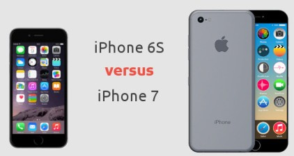 iphone 7 vs iphone 6s